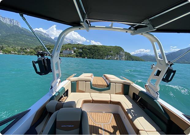Location bateau à Annecy