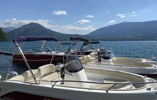 Réservation bateau Annecy